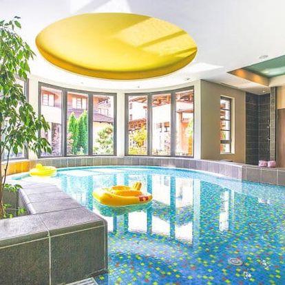 Bük luxusně s wellness o rozloze 2 000 m²