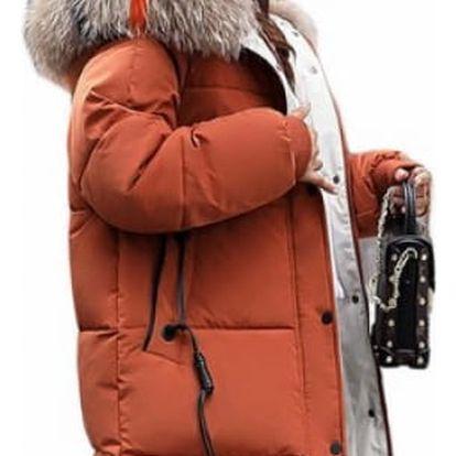 Dámský zimní kabát Sandy - 6 barev