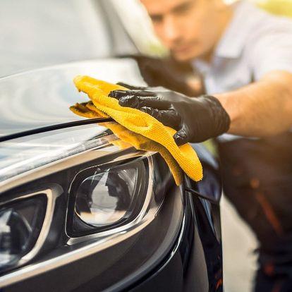 Dejte auto do pucu: čištění interiéru i exteriéru
