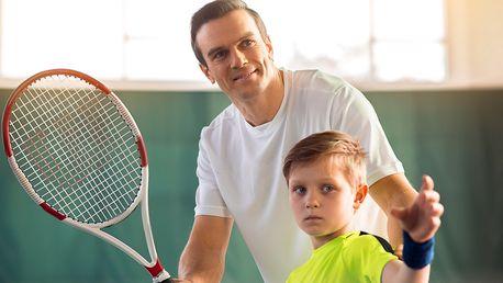 Tréninky tenisu s licencovaným trenérem v Praze