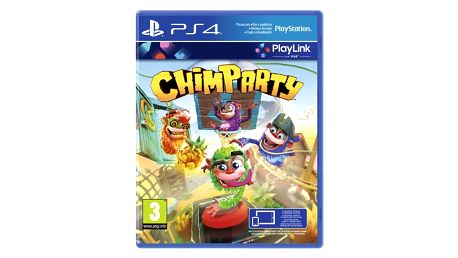 Sony PlayStation 4 Chimparty (PS719769712)