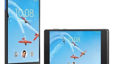 """Lenovo TAB4 7 Essential černý 7"""", 16 GB, WF, BT, GPS, Android 7.0 (ZA300137CZ)"""