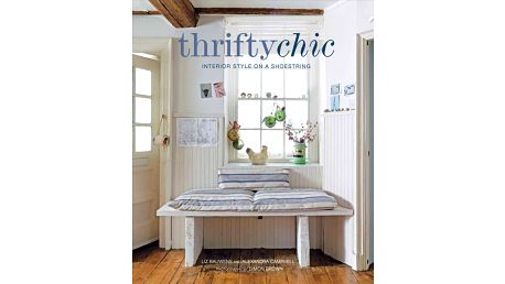 Thifty Chic - Liz Bauwens & Alexandra Campbell, multi barva, papír