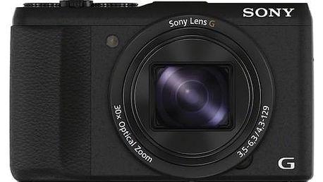 Sony Cyber-shot DSC-HX60 černý