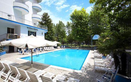 8–10denní Itálie, Emilia Romagna | Hotel Alexander*** 170 m od pláže | Děti zdarma | Bazén | Polo nebo plná penze | Autobusem nebo vlastní doprava