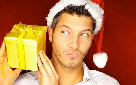 I pánové si zaslouží péči: vánoční balíčky