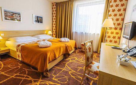 2–3 dny ve 4* hotelu: snídaně i 6chodové menu