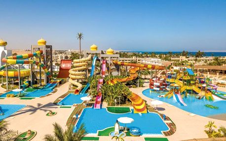 Aladdin Beach - Egypt, Hurghada