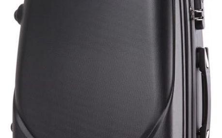 Dámský černý kabinový kufr Gyna 1602