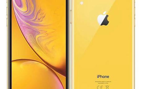 Apple iPhone XR 128 GB - yellow (MRYF2CN/A)