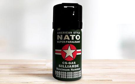 40ml obranný slzný sprej NATO