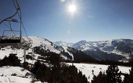 Francie - Pyrenees na 14 dní, bez stravy s dopravou vlastní