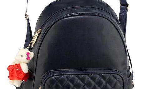 Dámský námořnicky modrý batoh Edie 674