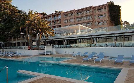 Španělsko - Mallorca na 8 dní, snídaně s dopravou letecky z Prahy, 450 m od pláže