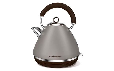 Morphy Richards Accents retro MR-102102 šedá