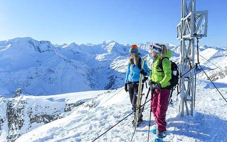 Vysoké Taury s wellness i turistikou