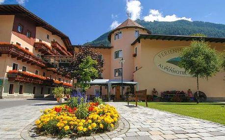 Vysoké Taury: Ferienhotel Alber *** s polopenzí, wellness a horskou turistikou