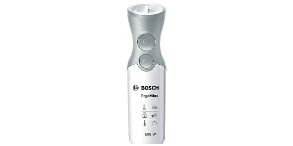Ponorný mixér Bosch MSM66120 šedý/bílý5