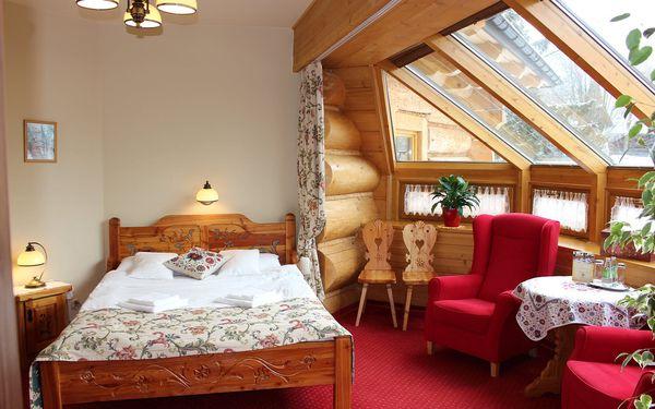Obľúbený pobyt v Zakopiańskom Dwore aj so vstupom do wellness v hoteli Belvedere****3