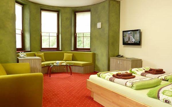 Relaxační pobyt pro DVA s neomezeným vstupem do wellness centra a dalšími procedurami v hotelu SPORTARTCENTRUM přímo v srdci Valašska3