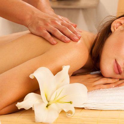Odpočinek v Royal Jasmine Spa: výběr z 5 masáží