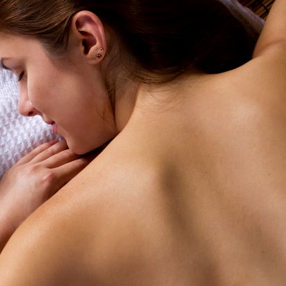 30 až 90 minut relaxační masáže