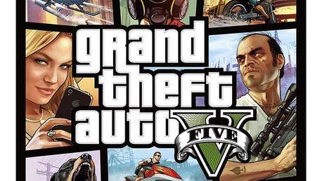 RockStar PlayStation 4 Grand Theft Auto V (5026555416993)