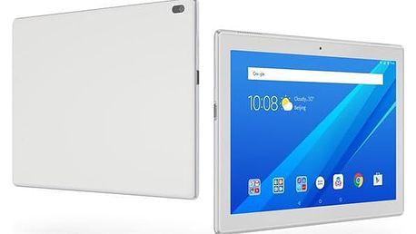 """Lenovo TAB4 10"""" Wi-Fi bílý (ZA2J0028CZ)"""