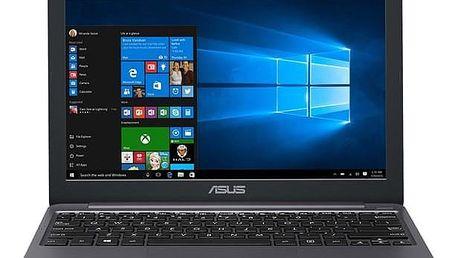 Asus VivoBook E12 E203NA-FD107TS + Office 365 šedý (E203NA-FD107TS)