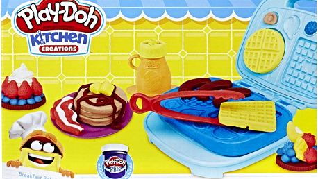 PLAY-DOH Kitchen creations Snídaňový hrací set