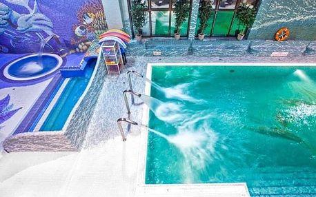 Polsko luxusně s hotelovým aquaparkem