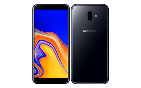Samsung Galaxy J6+ Dual SIM černý (SM-J610FZKNXEZ)