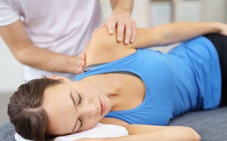 Masáže pro úlevu vašeho těla od fyzioterapeuta