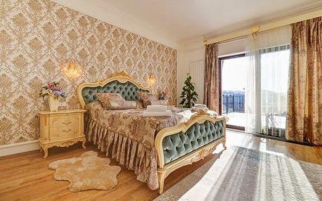 Praha luxusně s vířivkou i solnou jeskyní