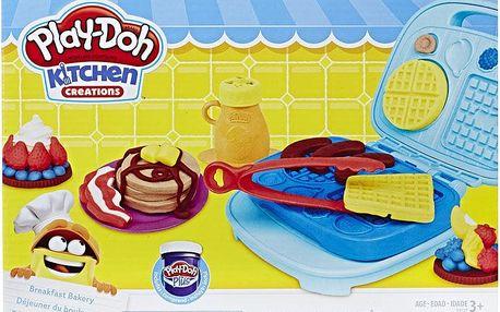 PLAY-DOH Kitchen creations Snídaňový hrací set