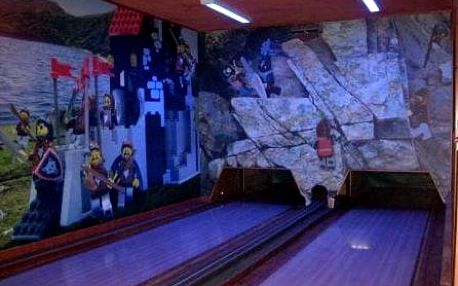 2 hodiny bowlingu v Brně až pro 10 osob