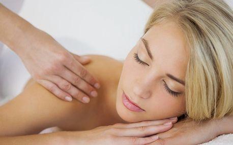 Relaxační celotělová masáž pro unavené tělo