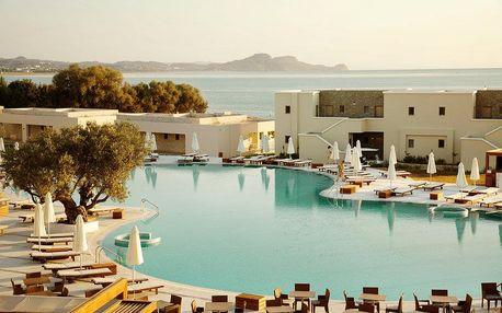 Řecko - Rhodos letecky na 8 dnů