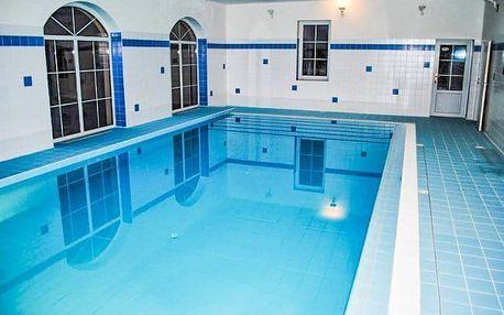 Třeboňská romantika s privátním bazénem