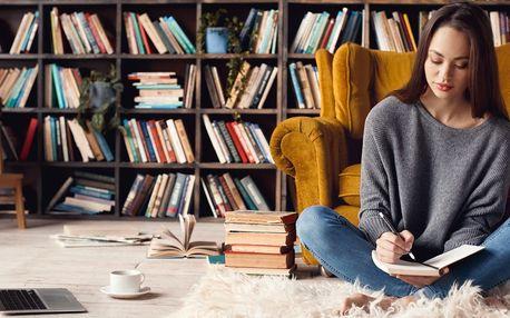 Napište knihu: Online kurz tvůrčího psaní