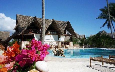 Zanzibar - Uroa na 9 až 11 dní, light all inclusive s dopravou Bratislavy nebo letecky z Prahy přímo na pláži