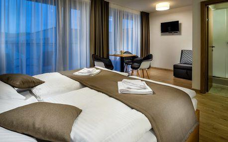 Wellness alebo SKI pobyt v nových Apartmánoch Moravica*** v Jánskej Doline