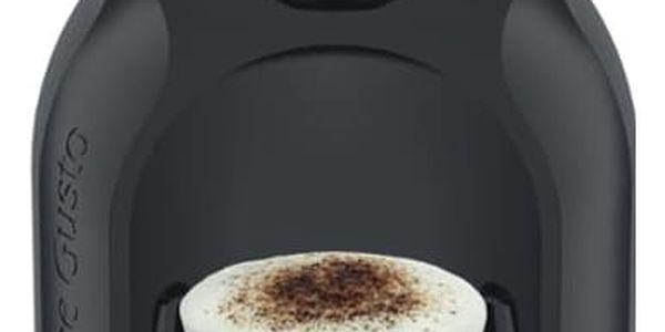 Espresso Krups NESCAFÉ Dolce Gusto Mini Me KP1208CS černé/šedé2