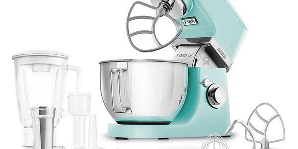 Kuchyňský robot Sencor STM 6351GR zelený2