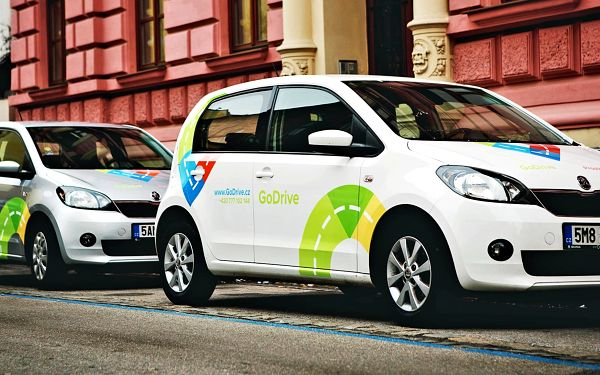 Carsharing: 70% sleva na půjčení auta až na 48 h