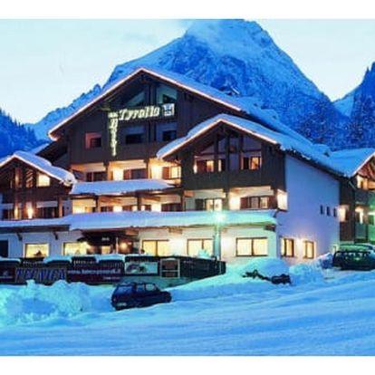 Lyžování Itálie, Jižní Tyrolsko - Tyrolia