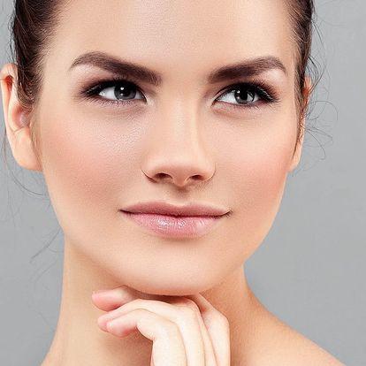 Komplet péče pro pleť: kosmetika i masáž obličeje