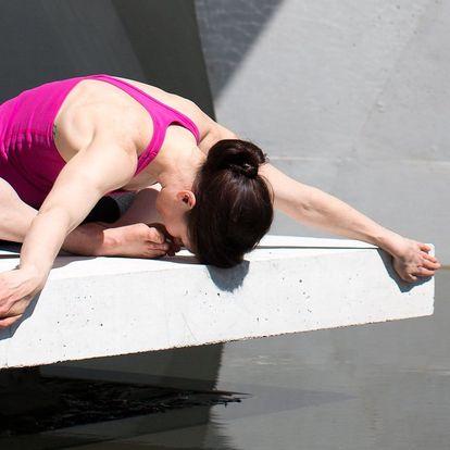 Kurz jógy pro začátečníky v Eka Yoga Space