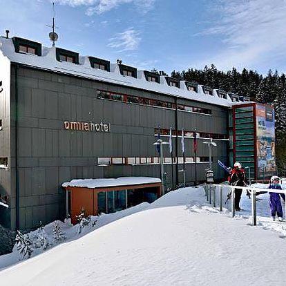 Lyžování Česko, Krkonoše - Skiresort Hotel Omnia