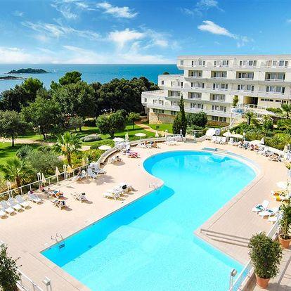 Hotel Delfin - Poreč Zelena Laguna - Chorvatsko, Istrie